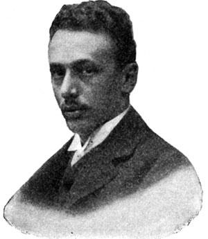 Alexander Rechnitzer (1880-1922) in 1905