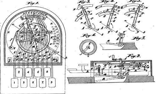 The Great Britain patent of Shohé Tanaka (GB189708723) from 1898
