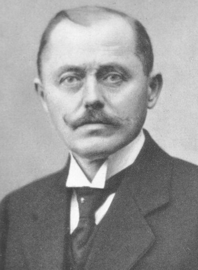 Tobias Bäuerle (1863-1933), the son of Mathias Bäuerle