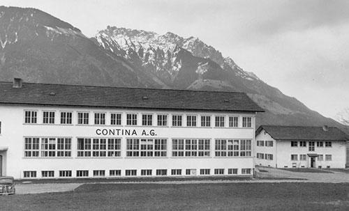 Contina A.G. in Mauren, Liechtenstein