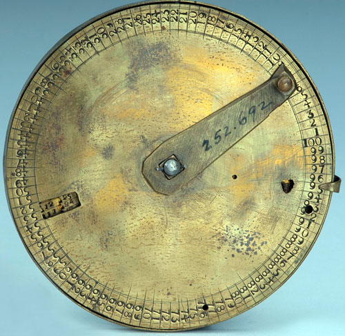 The tallying instrument of George Farmer (© National Museum of American History, Washington, D.C.)
