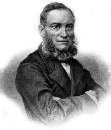 Viktor Yakovych Bunyakovsky (1804-1888)