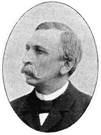 Cathrinus Collett (1841-1921)