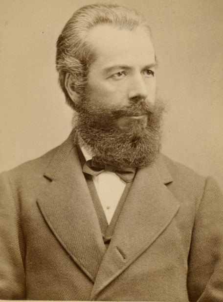 Charles Corliss (1827-1897), Courtesy of the Trustees of the Haverhill Public Library, Special Collections Department