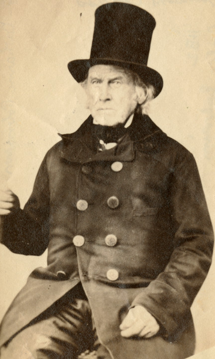 Ephraim Corliss (1782-1858), Courtesy of the Trustees of the Haverhill Public Library, Special Collections Department