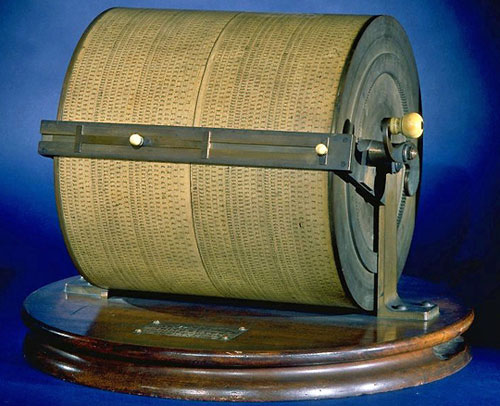 Elizur Wright's Arithmeter (© National Museum of American History, Washington, D.C.)
