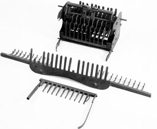 Second machine of Frederick Warren (© Smithsonian Institution)
