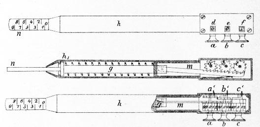The Addirstift—Adding Pencil of Oskar Leuner